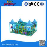 Популярная конструкция для спортивной площадки малышей крытой мягкой/капризного замока для сбывания