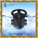 Valvola di regolazione manuale della Multi-Porta per il filtro da acqua del RO