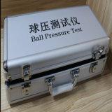 China hizo el aparato inoxidable de la prueba de presión de la bola de acero