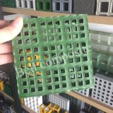 Tampas Grating//moldadas mini fibra de vidro do Grating do engranzamento de FRP/GRP Grating//na superfície diferente
