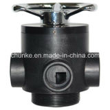 Wate Flow válvula de control para tratamiento de agua