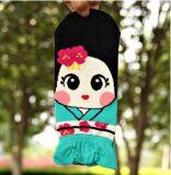 Nationales Kostüm-reizende Entwurfs-Kleid-Knöchel-Socke