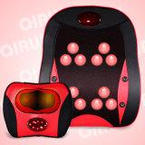 Aquecimento Shiatsu Back Massager, pescoço e costas Massagem almofada