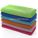 MicrofiberタオルかMicrofiberのクリーニングタオルまたはスポーツの冷却タオルは卸し売りする