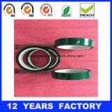 Высокотемпературная лента любимчика зеленого цвета картины