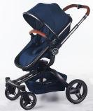 Aluminiumrahmen-neuer Entwurfs-Baby-Spaziergänger mit Multifunktions