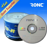 Princo 16X DVD-R Disc Atacado Blank CD DVD Free Sample