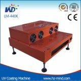 Máquina de revestimento UV Máquina de revestimento líquido UV de alta velocidade (WD-LM-440K)