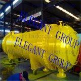 Scambiatore di calore di Sheel del tubo dell'acciaio inossidabile