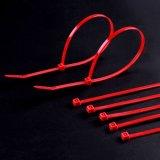Chaînes en nylon auto-bloqueuses de relation étroite de collier de câble du nylon 66 annexes électriques par Huada Maker