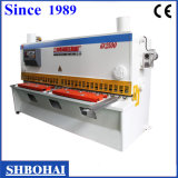 Máquina de corte mecânico, máquina de corte hidráulico (QC12Y 20 X 3200)