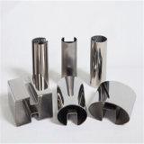 201 304 труба из нержавеющей стали на рынке Китая поставщиком сварной атласным покрытием