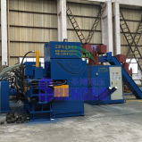 Máquina automática horizontal de la briqueta del desecho para el cobre