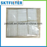 H13 maison de filtre d'épurateur d'air des fibres de verre HEPA