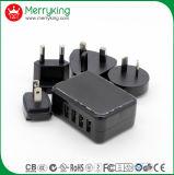 EMI/EMC аттестовало Port заряжатель 5V 4.6A USB 4 для Electronic Продукты
