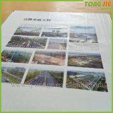 Печатание знамени гибкого трубопровода PVC нестандартной конструкции отражательное