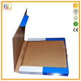 Cores completo na caixa de embalagem personalizada na caixa de papel de imprimir