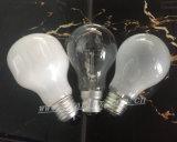 Lampe incandescente de l'ampoule GLS