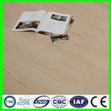 Plancher de vinyle de faisceau de nature estampé par Vierge 100%