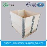 China-hölzerner Bauholz-Großhandelskasten für das Verpacken und Speicherung