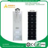 Solar de aleación de aluminio exterior de las luces de la calle de luz LED 40W