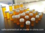 Vase pharmaceutique hermétique à matériau d'emballage d'herbe avec le chapeau de rupture de torsion