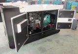 Тепловозный производя генератор черни трейлера двигателя 30kVA Китая Weichai комплекта