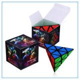 Cubo colorido da velocidade da pirâmide de Pyraminx do brinquedo de 2017 inteletuais