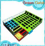 Trampoline van de Speelplaats van de Kleuterschool van het Spel van de baby de Vastgestelde Binnen