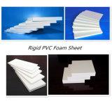 백색 PVC Foamex 자유로운 거품 널 방수 물자