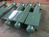 Recipiente líquido/reservatório líquido horizontal reservatório do Refrigeration com placa