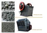 장비 플랜트 총계 구체적인 기계를 위한 돌 턱 쇄석기를 분쇄하는 45-110tph 바위