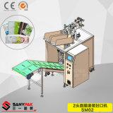 Двойное головное запечатывание заполняя автоматическую машину упаковки лицевого щитка гермошлема