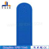 Tag Non-Toxic da etiqueta da lavanderia RFID do silicone para a lavanderia