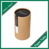 Tube de papier en carton fort personnalisé