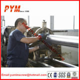 Tornillo y barril para el material del HDPE y del LDPE