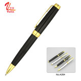 Fin de alto metal Conjunto de lápiz nuevo rodillo pluma de bola para negocios
