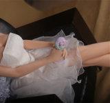 Sapm48A Leben sortierte Silikon-Geschlechts-Puppe-MetallSkeleton reale Gefühls-Liebes-Puppen