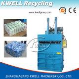Prensa hidráulica caliente del papel usado de la venta/prensa vertical de la prensa del papel de desecho