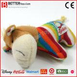 Het veilige Materiaal vulde het Dierlijke Stuk speelgoed van het Paard van de Baby van de Pluche