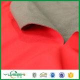 Tessuto stampato del sofà del velluto di legame di stirata del poliestere