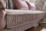 Tessuto domestico moderno L sofà Y1501 della mobilia di figura