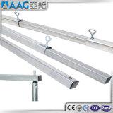 Regla de aluminio del ángulo
