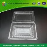 Vario recipiente di plastica dell'imballaggio di alimento delle coperture del mollusco di formato