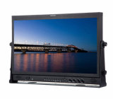 Soporte de la definición HD 1080P LCD de la fotografía del monitor lleno del equipo 21inch alto todas las cámaras
