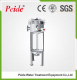 Caixa de filtro de saco líquido industrial industrial de 304