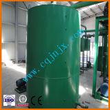 Sistema prodotto alto olio di filtrazione sotto vuoto di distillazione dell'olio residuo