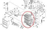 Válvula electromagnética del vacío de Km1-M7163-30X A010e1-44W para la máquina de YAMAHA