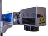 машинное оборудование маркировки лазера волокна 20W для пакета еды
