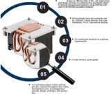 Aluminiumlegierung-und Kupferlegierung-Strangpresßling-Produktions-Wärme-Rohr-Kühler